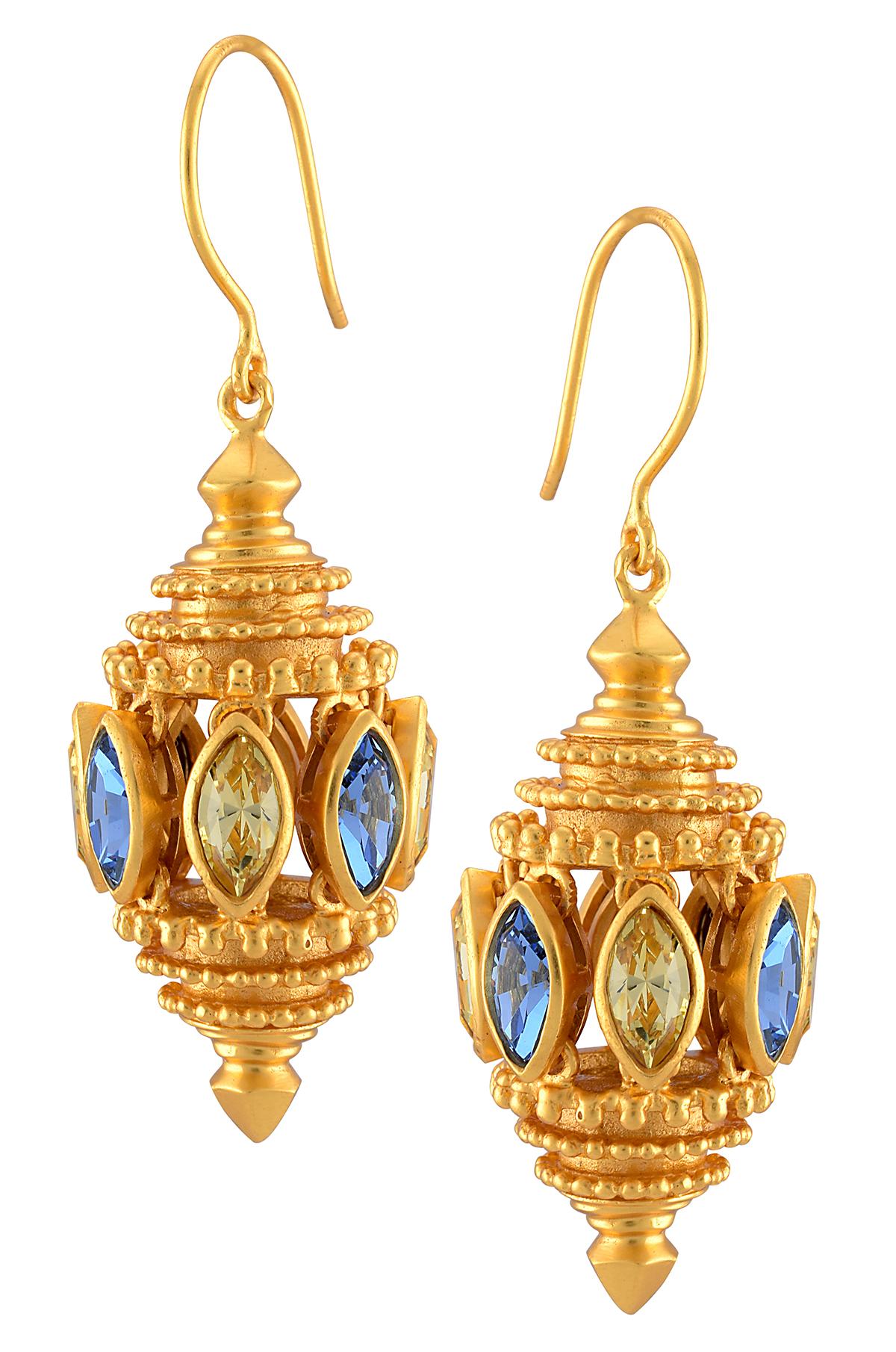 Swarovski Rawa Dome Earrings